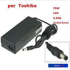 AC Adattatore Caricabatteria per Toshiba Portege A605-P201 Laptop Notebook