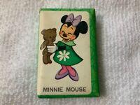Vintage 1960s Minnie Mouse  SOAKY Soap Bar Disney Mickey Mouse