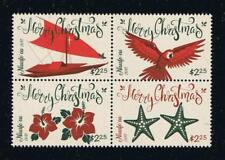 Niuafo'ou - 2017 Christmas Block of Four Stamps