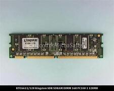 Kingston KTC6611/128 SDRAM 128MB PC-100 Non ECC 100Mhz RAM Memory