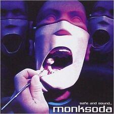 MONKSODA - Safe And Sound... CD
