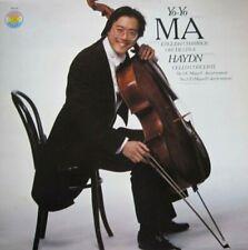YO-YO MA - JOSEPH HAYDN - CELLO CONCERT - LP