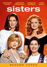 Sisters: Third Season 3 (DVD, 2016, 6-Disc Set)