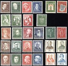 GERMANY Deutsche BundesPost SC# B320-B3347 Stamps Postage Collection MINT LH