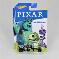 Hot Wheels Character Cars Disney Pixar Monsters Inc., Altered Ego