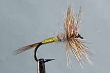 10 x Mouche Tups Indispensable H12/14/16/18 mouche fliegen dry fly fishing mosca