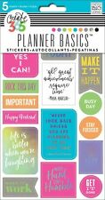 MAMBI The CLASSIC Happy Planner Stickers - Neon Basics