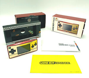 Nintendo - Consola Game Boy MICRO 20th Aniversario Famicom Edicion Limitada JP