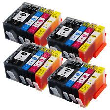 16 cartuchos para HP 934XL HP 935 Officejet Pro 6230 6800 Series 6820 6830
