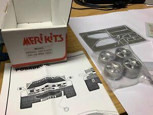 "MERIKITS Ferrari 348 TB TRANSKIT ""Nr. 64 TOTIP"" in 1:18 sehr selten Top!!"