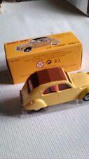dinky toys atlas 2008 2cv citroen modele 61 dans sa boite neuve