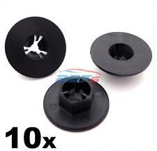 10x Wheel Arch Liner & Splashguard Clips for Kia- 84145-26000 Plastic Liner Nut