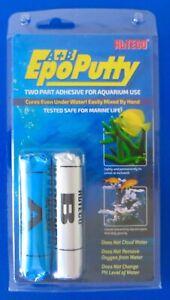 EpoPutty Aquarium Fish Tank Live Rock Putty Glue In Packaging Marine Tank Safe