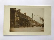 Postcard London Road Leicester WH Russell Pianos Organs Early 1900's RPPC L1