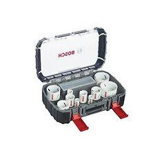 Bosch Lochsägen-set Universal 14 teile Progressor Inkl. Aufbewahrungsbox