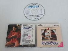 Dove siete? io sono qui/Colonna sonora/PINO DONAGGIO (cos 018) CD Album