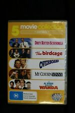5 Movie Collection -  Pre Owned  R4 (D456)