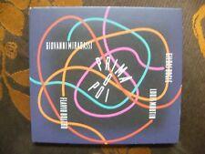 CD DIGIPACK GIOVANNI MIRABASSI – Prima O Poi / Discograph 6126022 France (2005)