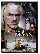 The Hunter's Moon (DVD, 1999) VERY VERY RARE BURT REYNOLDS 1996 MINT DISC