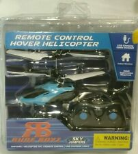 Blue Remote Control Hover Helicopter Sky Jumpers USB Charging Cable By Rude Boyz