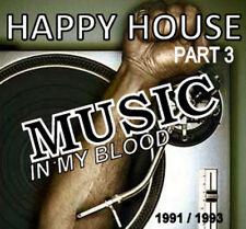 RAVE ACID HOUSE 2 DISC CD SET OLD SKOOL HAPPY HOUSE PART 3