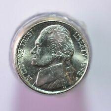 1998 P Jefferson Nickel BU Roll - 40 Gem Coins - Better Date - Cheap!!