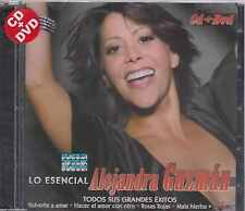 CD - Lo Esencial De Alejandra Guzman NEW Todos Sus Exitos CD/DVD FAST SHIPPING !