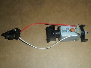 Scalextric various car motors and mounts - Mabuchi, Johnson, SCX  SUPERB spares
