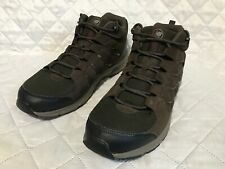 New Balance Men's Walking Shoes Brown Leather Suede MW899BR Sz 12 D