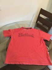Chicago Blackhawks Red Jacket T-Shirt XL Good Condition