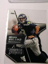 Russell Wilson 2016 Panini Rookie and Stars Die-Cut NFL Card Seahawks RSS15