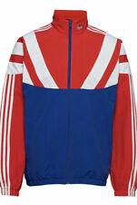 adidas Originals Balanta 96 Track Jacket Red Blue White Sportswear Full Zip