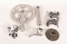 Shimano Sport LX A452 Bicycle Groupset Crankset Derailleur Brake Levers 6 Speed