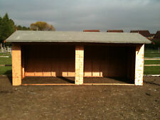 HORSE STABLE / HAY BARN / FIELD SHELTER