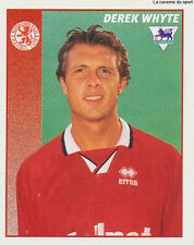 N°312 DEREK WHYTE MIDDLESBROUGH STICKER MERLIN PREMIER LEAGUE 1997