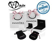 Genuine PANDORA Charm Box, Gift Bag, Velvet Pouch, gift box, Bracelets, ring