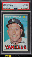 1967 Topps Mickey Mantle #150 PSA 6 EXMT (PWCC)