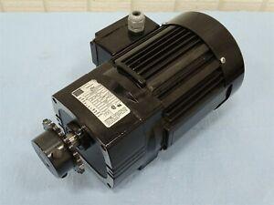 Bodine Electric Company Gearmotor 48X5BFCI-F2, 115V, 60Hz, 1 Ph, 1/4HP, 115RP...