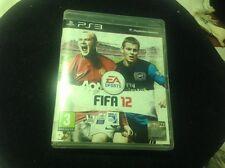 PS3 Playstation 3 PAL jeu FIFA 12 Box EA Sports Football