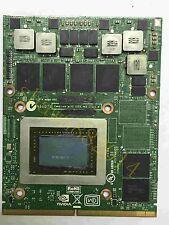 Toshiba Qosmio X875 X870 NVIDIA GTX 675M 2GB GDDR5 Laptop Video Card V000280680
