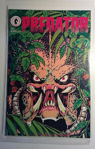 Predator #2 Dark Horse Comics (1989) VF+ 1st Print Comic Book