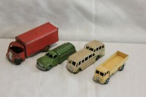 Dinky Meccano Commercial Vehicles spares or repair Corgi Vintage diecast toys