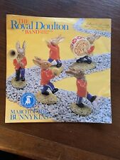 New listing Vintage The Royal Doulton Band March Of The Bunnykins Vinyal Record 1984