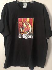 Mad Dragon (Alcoholic Beverage) T-Shirt BLACK Size XL