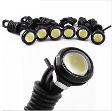 6 X 12V Motor Car 9W LED Eagle Eye White Light Daytime Running DRL Backup Lights