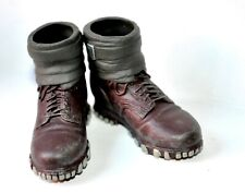 1/6 SCALE DRAGON GERMAN WWII - MOUNTAIN BROWN BOOTS