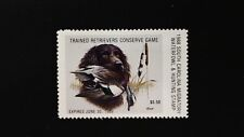 DR JIM STAMPS US STATE DUCK $5.50 SOUTH CAROLINA WATERFOWL SC-8 MINT NH 1988
