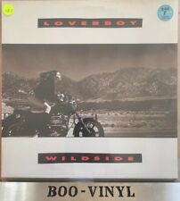Wildside  Loverboy - Canadian 1987 Vinyl Cbs 460045 Rock Ex Con