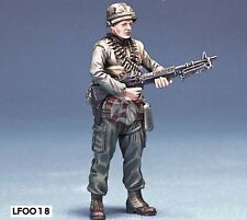 Legend 1/35 USMC Marine M60 Machine Gunner in Vietnam War [Resin Figure] LF0018