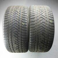 2x Pirelli Scorpion Winter MO 295/35 R21 107V DOT 2818 5 mm Winterreifen